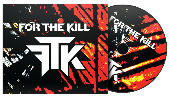 For The Kill - Debut EP